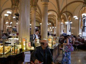中央咖啡廳