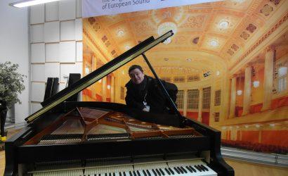 Visit Bösendorfer Klavierfabrik, Vienna